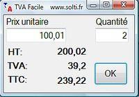 TVA Facile pour mac