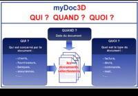 myDoc3D pour mac