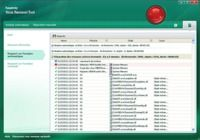 Kaspersky Virus Removal Tool pour mac
