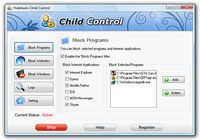 Hidetools Child Control pour mac