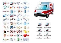 Medical Icon Set pour mac