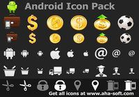 Android Icon Pack pour mac