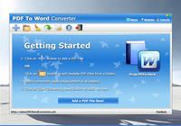 PDF To WORD Converter pour mac