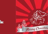 Carte de Noël 2017 au format Word pour mac