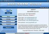 Anti-SPAM Guard pour mac