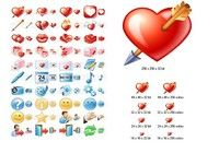 Love Icon Set pour mac