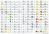 Office Style Icon Set pour mac