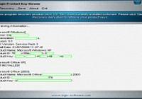 Logix Product Key Viewer pour mac