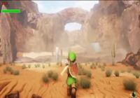 Zelda Ocarina of Time - Unreal Engine 4 pour mac