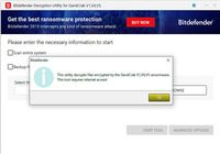 Bitdefender GrandCrab Decryption Tool pour mac