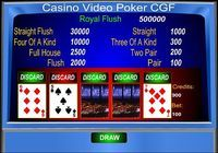 Casino Video Poker CGF pour mac
