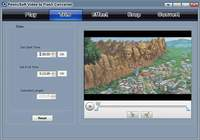 PeonySoft Video to Flash Converter pour mac