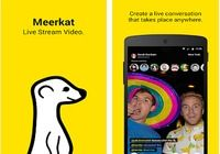 Meerkat Android pour mac