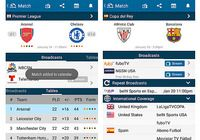 Live Soccer TV Android  pour mac