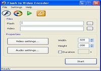 Flash To Video Encoder pour mac