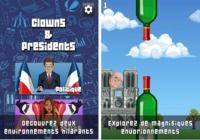 Clowns & Présidents iOS