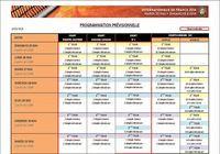 Programme Roland-Garros 2014 Mac pour mac