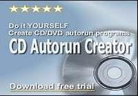CD Autorun Creator pour mac