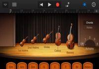 GarageBand iOS pour mac