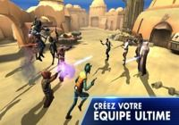 Star Wars : Galaxy of Heroes iOS pour mac