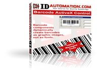 IDAutomation 2D Barcode ActiveX Control pour mac