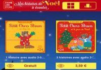 Mes histoires de Noël à lire et à écouter iOS pour mac