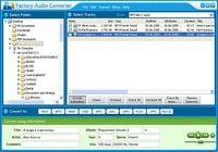 Factory Audio MP3 Converter pour mac