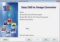 Easy CAD to Image Converter pour mac