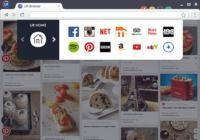 UR Browser pour mac
