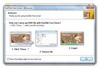 RarZilla Free Unrar pour mac