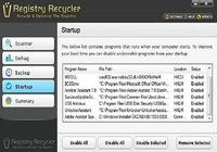 Registry Recycler pour mac