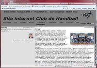 SportWebsite pour mac