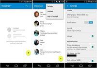 Google Messenger Android pour mac