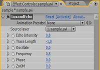 Luxand Echo FX Lite pour mac