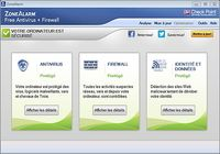 ZoneAlarm Free Antivirus + Firewall 2018 pour mac