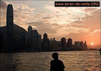 ecran-de-veille.ORG Hong Kong pour mac