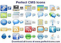 Perfect CMS Icons pour mac