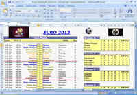 EURO FOOTBALL 2012 pour mac