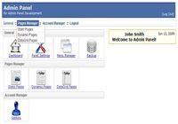PHP AdminPanel pour mac