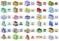 Desktop Building Icons pour mac