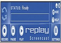 Replay Screencast pour mac