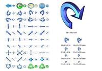 Navigation Icon Set pour mac
