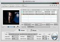 Alldj DVD To iPod Ripper pour mac