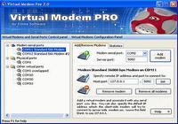 Virtual Modem PRO pour mac