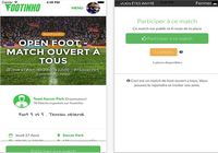 Footinho Android pour mac