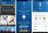 App officielle UEFA EURO 2016 Android pour mac