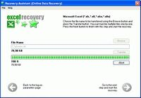 Excel Recovery Assistant pour mac