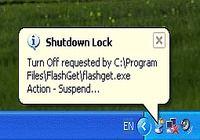 Shutdown Lock pour mac