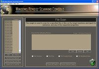 Windows Remote Scanning Console pour mac
