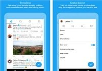 Twitter Lite Android pour mac